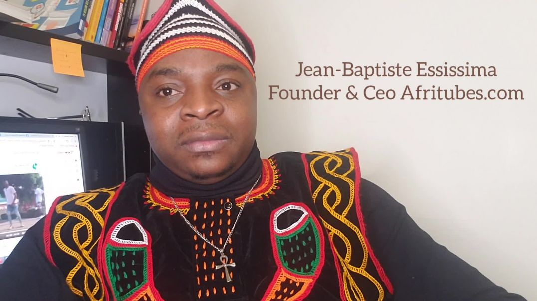 Message from the founder of Afritubes