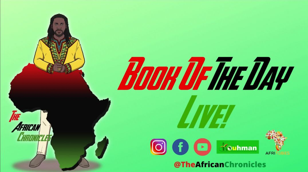 BOOK OF THE DAY LIVE #3 - Teaser