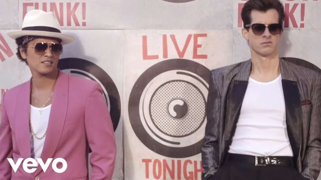 Mark Ronson - Uptown Funk (Official Video) ft. Bruno Mars