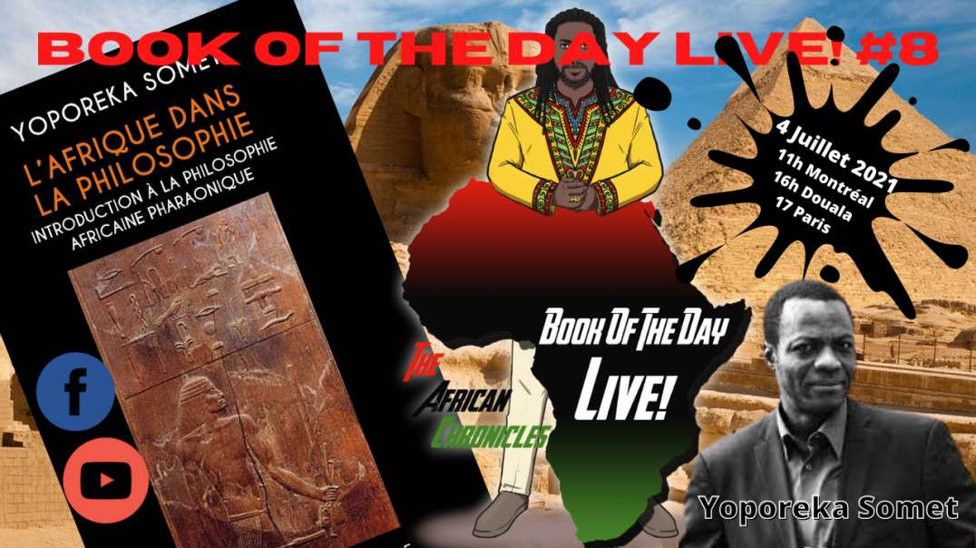 Book Of The Day Live# 8 - Teaser