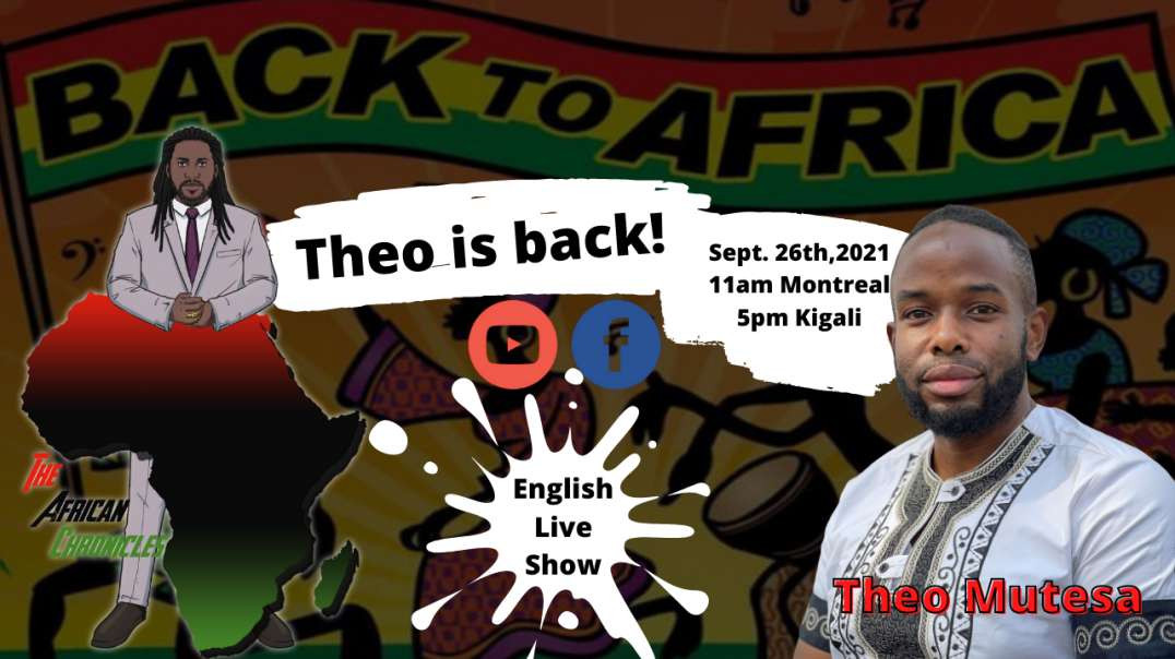 Theo is back!